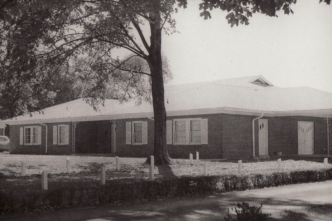 Sanderson Funeral Home 1956